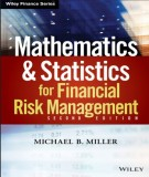 Ebook Mathematics and statistics for financial risk management: Part 1