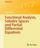 Ebook Functional analysis, sobolev spaces and partial differential equations: Part 1