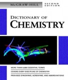 Ebook Dictionary of chemistry (2nd edition): Part 1