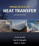 Ebook Principles of heat transfer (7th edition): Part 1
