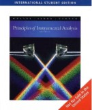 Ebook Principles of instrumental analysis (6th edition): Part 2