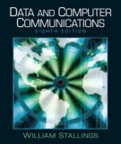 Ebook Data and computer communications (5th edition): Part 1