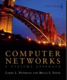 Ebook Computer networks - A systems approach (4th edition): Part 1