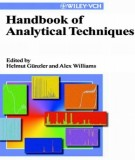 Ebook Handbook of analytical techniques: Part 2