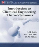 Ebook Introduction to chemical engineering thermodynamics (7th edition): Part 1