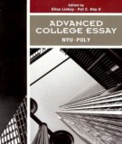 Ebook The advanced college essay: Part 1