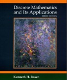Ebook Discrete mathematics and its applications (6th edition): Part 1