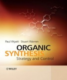 Ebook Organic synthesis strategy and control: Part 1