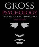 Ebook Gross - Psychology (6th edition): Part 1