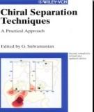Ebook Chiral separation techniques: Part 2