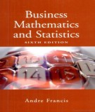 Ebook Business mathematics and statistics (6th edition): Part 2