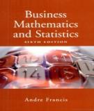 Ebook Business mathematics and statistics (6th edition): Part 1