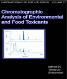 Ebook Chromatographic analysis of environmental and food toxicants: Part 1