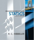 Ebook Engineering mechanics - Statics (12th edition): Part 1