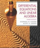 Ebook Differential equations and linear algebra (3th edition): Part 1