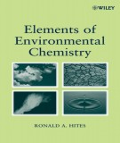 Ebook Elements of environmental chemistry: Part 1
