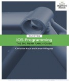Ebook IOS programming - The big nerd ranch guide (5th edition): Part 1