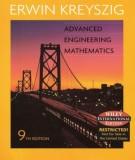 Ebook Advanced engineering mathematics (9th): Part 1