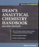 Dean's Analytical Chemistry Handbook 2nd Edition by Pradyot Patnaik 2