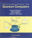 Ebook Introduction to quantum computers: Part 1