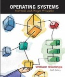 Ebook Operating systems - Internals and design principles (6th edition): Part 1
