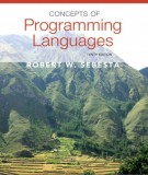 programming languages (10th edition): part 1