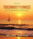 thermodynamics an engineering (5th edition): part 1