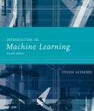 introduction to machine learning (2nd edition): part 1