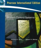 Ebook Modern control systems (11th edition): Part 1