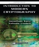 Ebook Introduction to modern cryptography: Part 1