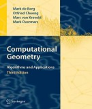 Ebook Computational geometry - Algorithms and applications (3rd edition): Part 1