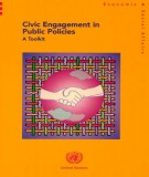Ebook Civic engagements in public policies - A toolkit: Part 1