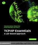 Ebook TCP/IP essentials - A Lab-Based approach: Part 1