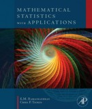Ebook Mathematical statistics with applications: Part 1