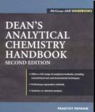Ebook Analytical chemistry handbook (2nd edition): Part 1
