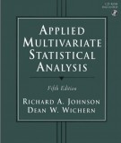 Ebook Applied multivariate statistical analysis (5th edition): Part 1