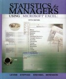 statistics for managers using - microsoft excel (5th edition): part 1
