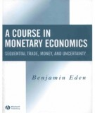 Ebook A course in monetary economics: Part 2