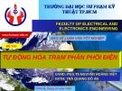 Bảo vệ Luận văn Tốt nghiệp: Tự động hóa trạm phân phối điện