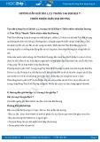 Giải bài tập Thiên nhiên châu Đại Dương SGK Địa lí 7