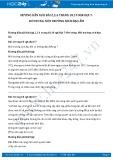 Hướng dẫn giải bài 4 trang 19 SGK Địa lí 7