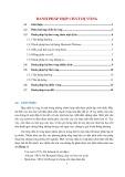 Danh pháp hợp chất dị vòng