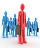 Bài tập nhóm Quản lý học: Cơ cấu tổ chức Công ty Cổ phần Sản xuất và Kinh doanh Đức Việt