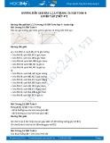 Giải bài luyện tập tiết 47 SGK Toán 4