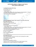 Hướng dẫn giải bài 1,3 trang 55 SGK Toán 4 Tiết 46