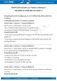 Giải bài tập Đặc điểm tự nhiên khu vực Đông Á SGK Địa lí 8