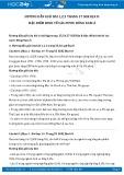 Giải bài tập Đặc điểm kinh tế các nước Đông Nam Á SGK Địa lí 8
