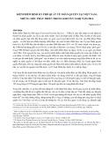 Kiểm điểm định kỳ phổ quát về nhân quyền tại Việt Nam: Những mốc phát triển trong khuyến nghị năm 2014