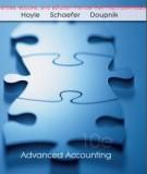 Ebook Advanced accounting (10th edition): Part 2 - Joe B. Hoyle, Thomas F. Schaefer, Timothy S. Doupnik