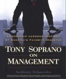 tony soprano on management: part 1